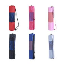 Portable Yoga Mat Bag Nylon Carrier Washable Adjustable Strap Carry Bag Hot Sale