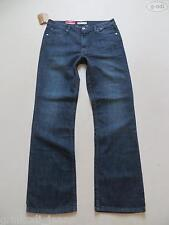 Levi's Straight Fit Jeans Hose, W 34/L 32, NEU ! high waist Denim, bequem ! 44