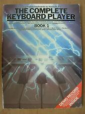 La tastiera completa Lettore BOOK 1 by Kenneth Baker