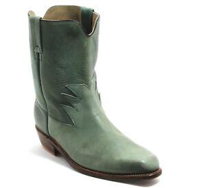 Westernstiefel Cowboystiefel Catalan Style Line Dance Leder Texas Boots 43,5
