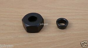 """MAKITA COLLET NUT & 3/8""""  INCH COLLET FIT 3620  RP0900 RT0700C  ROUTER  RPO900"""