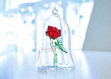 Swarovski Disney 2017 New Romantic Enchanted Rose Red 5230478 Brand New in Box