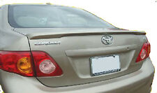 2009-2010 Toyota Corolla Painted Factory Style Rear Lip Spoiler Brand New
