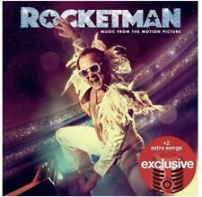 Rocketman Motion Picture 2 CD Set TARGET EXCLUSIVE W 2 Bonus Tracks Deluxe Elton