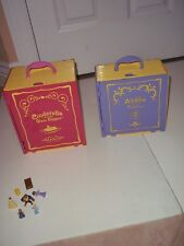 Little Tikes Fairytale  Cinderella & The Glass Slipper, Aladdin & the Princess