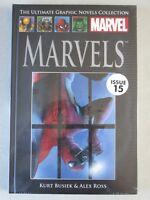Marvel Graphic Novel Collection #15 Marvels - Hardback