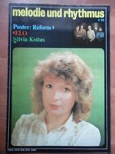 MELODIE UND RHYTHMUS 2 - 1983 * Silvia Kottas REFORM Kate Bush ELO Rapunzel