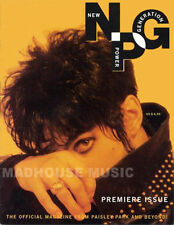 PRINCE NPG Magazine Rare Issue #1 (Premier issue) NEW from NPG Store London !