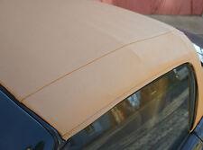 MAZDA MX-5 Beiges Vinyl-Verdeck Faltdach NEU beige PVC einteilig + Montage
