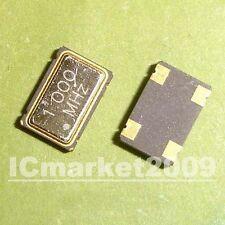 5 PCS 1.000 MHz 5x7mm SMD-4 Pin 1 MHz 1.000MHz SMT Active Crystal Oscillator