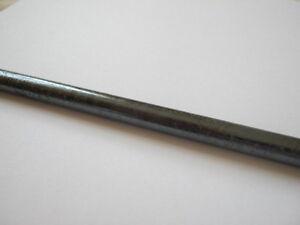 10MM TITANIUM ROD BAR SHAFT 300MM MODEL MAKER GRADE 5 CARBON FIBRE LOOK