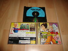 DRAGON BALL Z: IDAINARU DRAGON BALL DENSETSU SEGA SATURN USADO VERSION JAPONESA