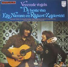 ELLY NIEMAN EN RIKKERT ZUIDERVELD - VREEMDE VOGELS  -  LP