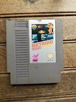 CLASSIC METROID NINTENDO Game (NES)