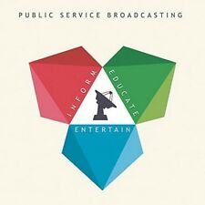 Public Service Broadcasting - Inform - Educate - Entertain (NEW CD)
