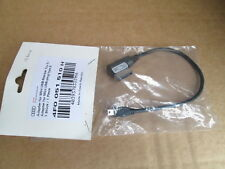 NEW GENUINE AUDI A1 A3 A4 A5 A6 A7 A8 Q3 Q5 Q7 MINI USB ADAPTER CABLE 4F0051510H