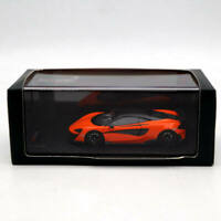 TSM Model Mclaren 600LT Myan Orange 18OEM18 1:43 Limited Edition collection