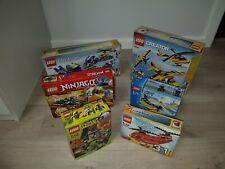 Lego Sets x 6