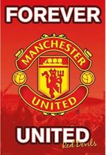 More details for manchester united forever 15/16 maxi poster by gb eye sp1331