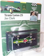 Team Lotus 25 Jim Clark 1963 1-43 Scale New in Carded Blister