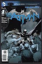 Batman #1 (Vol 2) 4th Print New 52 VFN+