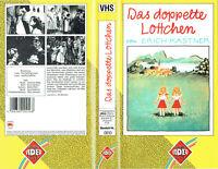 (VHS) Das doppelte Lottchen - Jutta Günther, Peter Mosbacher, Isa Günther (1950)