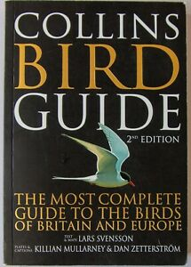 Collins Bird Guide, 2nd Edition published 2009