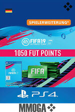 PS4 - FIFA 19 Ultimate Team - 1050 FUT Points Key Playstation 4 Code Nur für DE