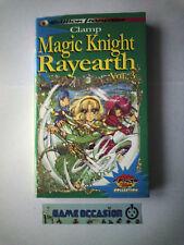 MAGIC KNIGHT RAYEARTH VOLUME TOME 3 MANGAS VF MANGA PLAYER COLLECTION / LIVRE