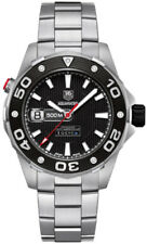 ORIGINAL TAG HEUER AQUARACER WAJ2119.BA0870 DEFENDER 500M AMERICA'S CUP WATCH