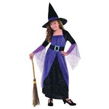 Disfraces de niña brujos color principal multicolor