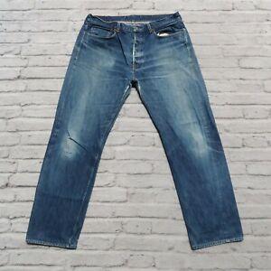 Levis LVC 501 XX Selvedge Denim Jeans Size 36 Levis Vintage Clothing