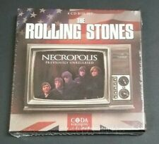 The Rolling Stones 4 CD Box Set - Necropolis Previously Unreleased - Import