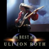 "ULI JON ROTH ""THE BEST OF"" 2 CD NEW"