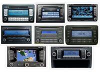 **Official** VW Volkswagen Radio Unlock Decode Service