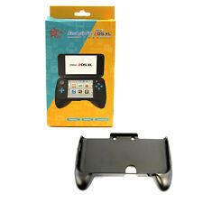 Nintendo New 2DS-XL Hand Grip w/ Stand Attachment Hexir BLACK new