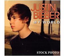 My World [2010] by Justin Bieber (CD, Jan-2010, Island (Label))