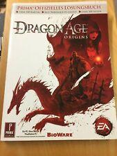 Dragon Age Origins - Prima Offizielles Lösungsbuch