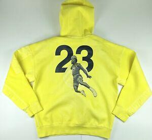 Jordan 23 Engineered Washed Fleece Pullover Hoodie CV2766-731 Large $150