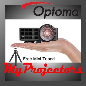 OPTOMA ML750ST MINI PROJECTOR ULTRA PORTABLE 800 Lumens