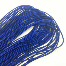 5yds Blue Trong Elastic Bungee Rope Shock Cord Tie Down DIY Jewelry Making