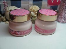 Bath and Body Works( 2 ) ~ French Lavender & Honey ~ Honey Body Souffle