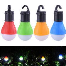 NEU LED Camping Zelt Hänger Lampe Licht Outdoor Notfall Laterne Zeltlampe Bulbs