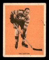 HAROLD COTTON 33-34 V288 HAMILTON GUM 1933-34 NO 39 VGEX+ 15143