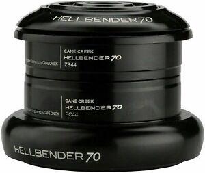 Cane Creek Hellbender 70 Headset ZS44/28.6 EC44/40 Black