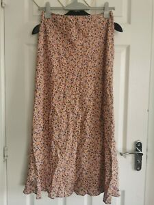 Ladies New Look Maxi Size 10  Summer Skirt
