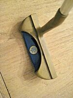 Beautiful OLD MASTER 02 Putter- Chester, SC w/Green Signature ~ PLUMB MARK Shaft