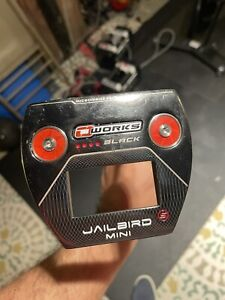 Odyssey O Works Jailbird Mini Wristlock Grip Stroke Lab Shaft