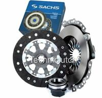 SACHS 3 PART CLUTCH KIT FOR BMW Z3 CONVERTIBLE 1.8