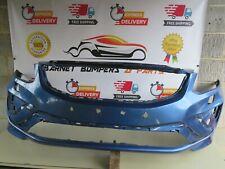 VOLVO XC60 R DESIGN FRONT BUMPER 2014 TO 2016 31383105 GEN VOLVO blue